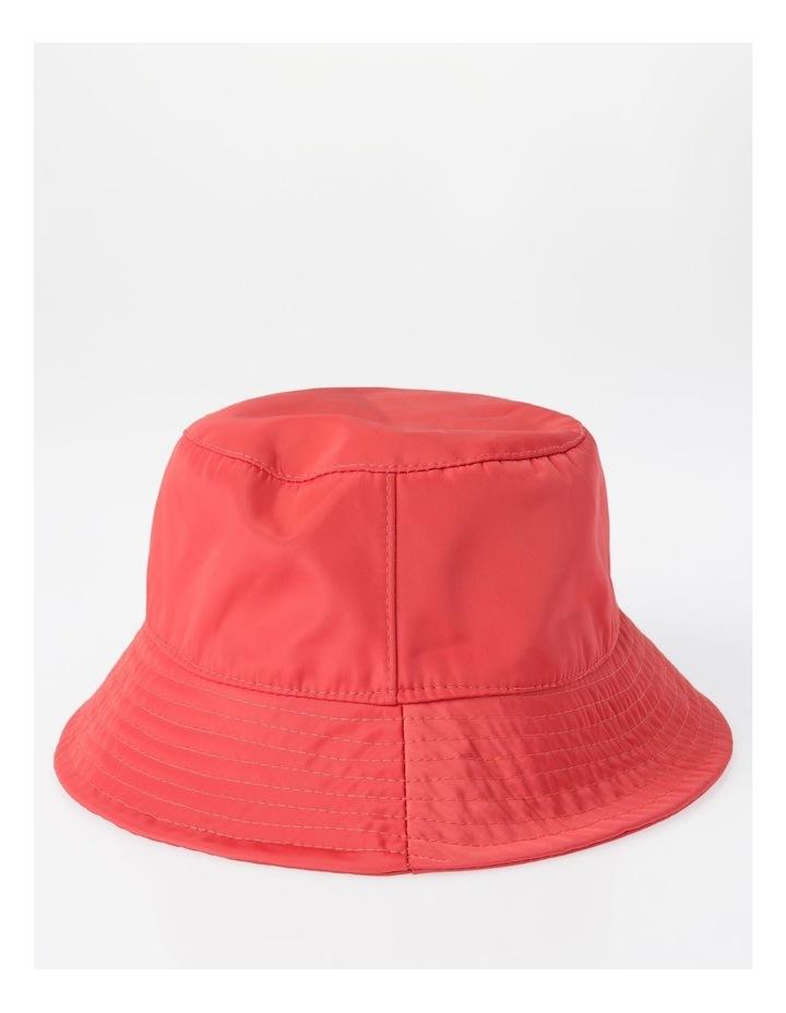 Burnt Orange Bucket Hat image 2