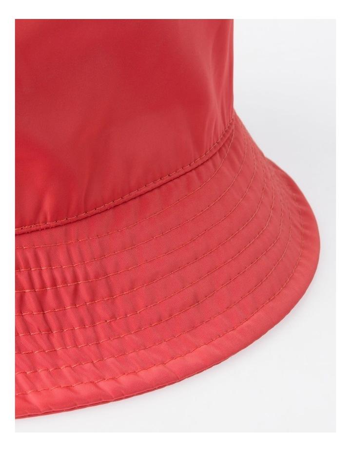 Burnt Orange Bucket Hat image 3