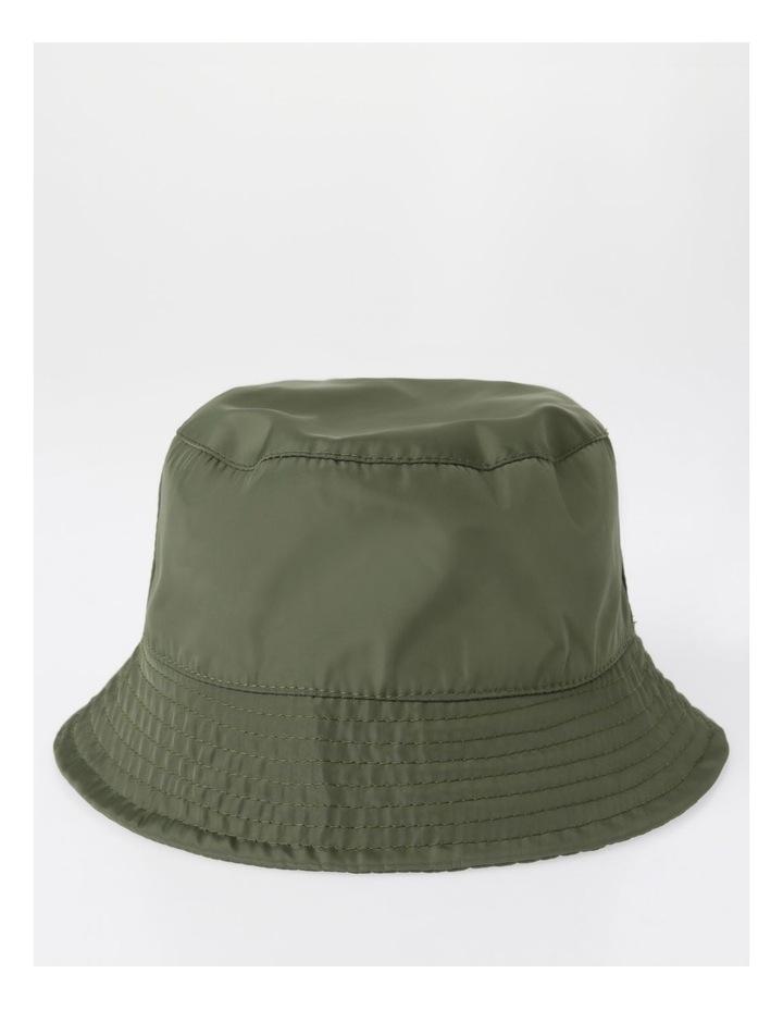 Khaki Bucket Hat image 1