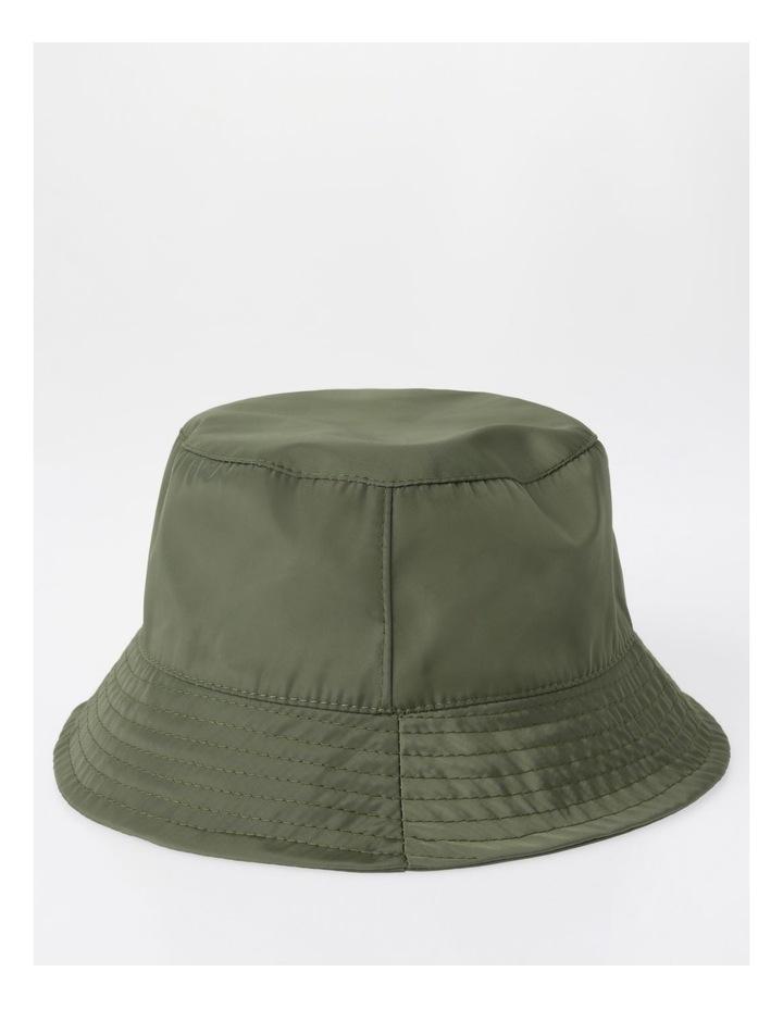 Khaki Bucket Hat image 2