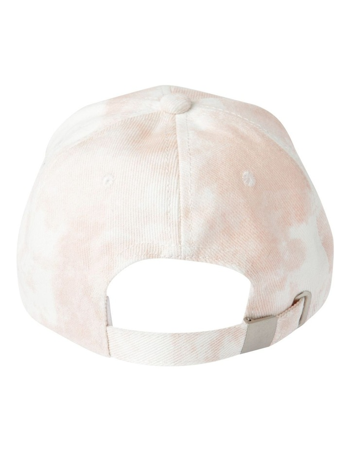 Peach Tye Dye Cap Summer Hats image 3