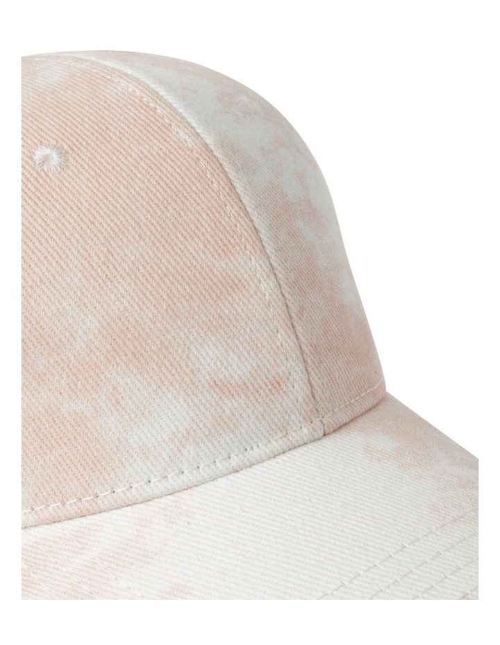 Peach Tye Dye Cap Summer Hats image 4