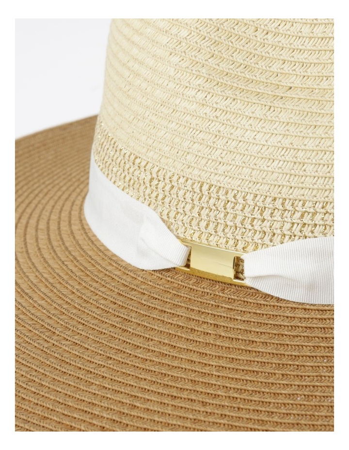 Two-Tone Fedora Hat image 4
