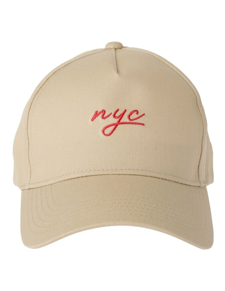 Nude NYC Cap Summer Hat image 1