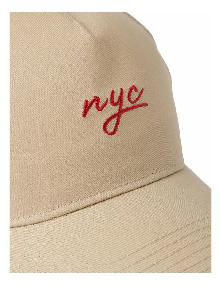 Nude NYC Cap Summer Hat image 4