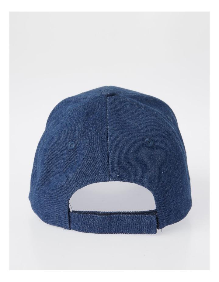 MSH1484 Brooklyn Denim Cap Summer Hats image 3