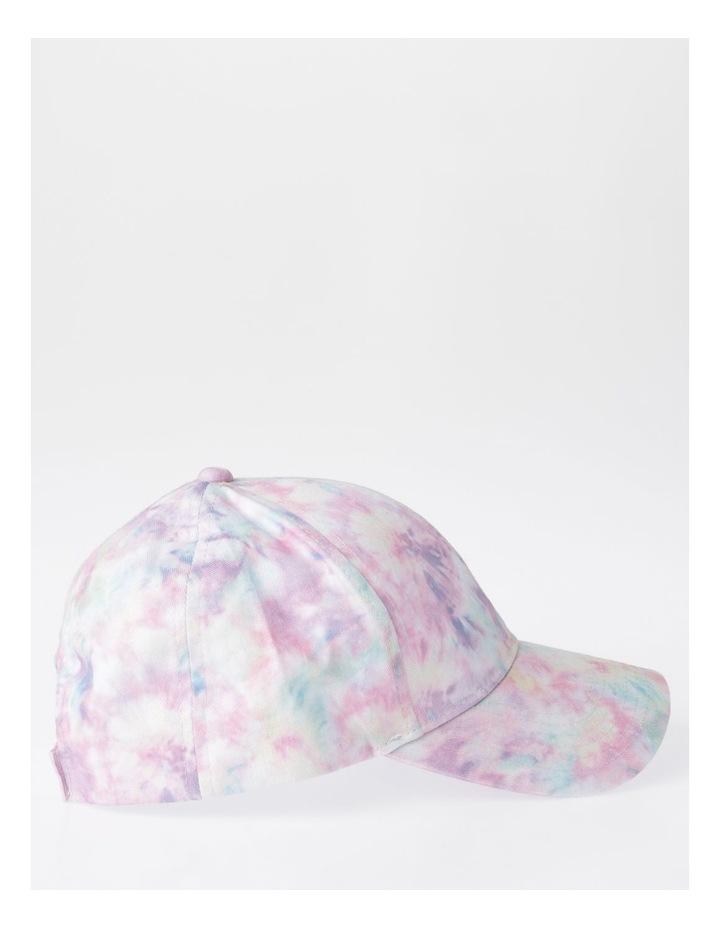Pink Tie-Dye Cap image 2