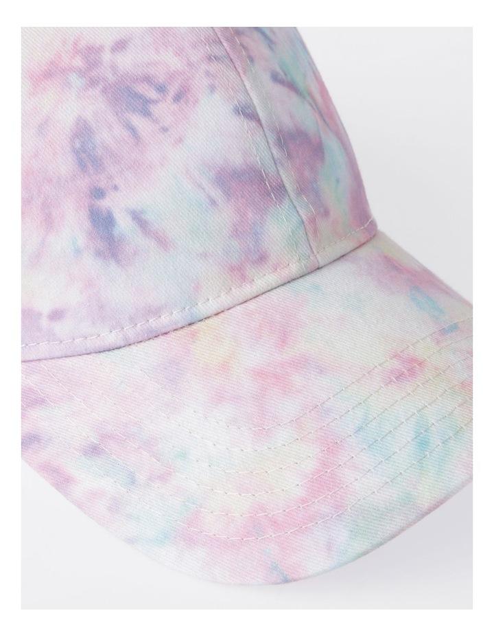Pink Tie-Dye Cap image 4