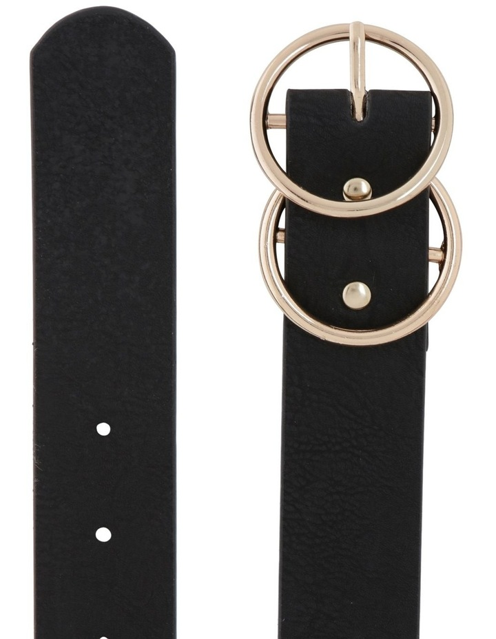 Double Circle Buckle Belts image 2