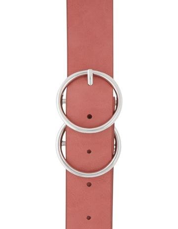 fa6f202e451 Miss Shop Double Circle Buckle Belts