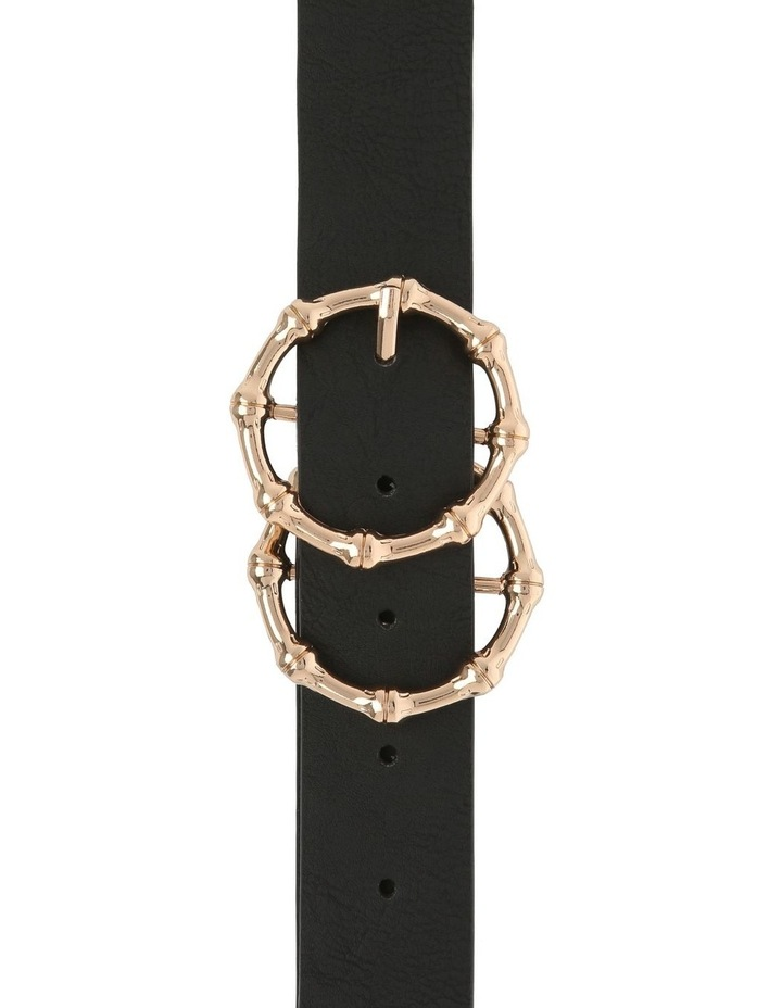 Bamboo Buckle Belt image 1