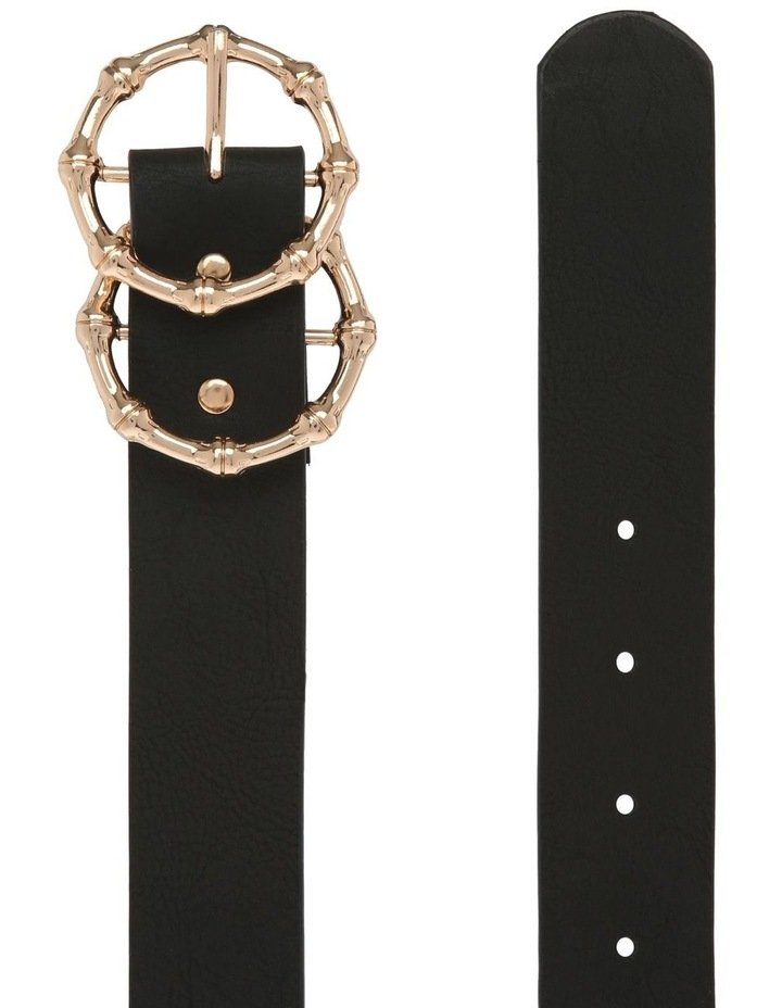 Bamboo Buckle Belt image 2