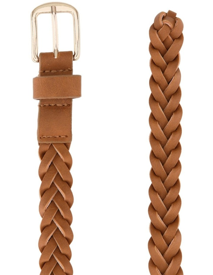 Plaited Skinny Belt image 2