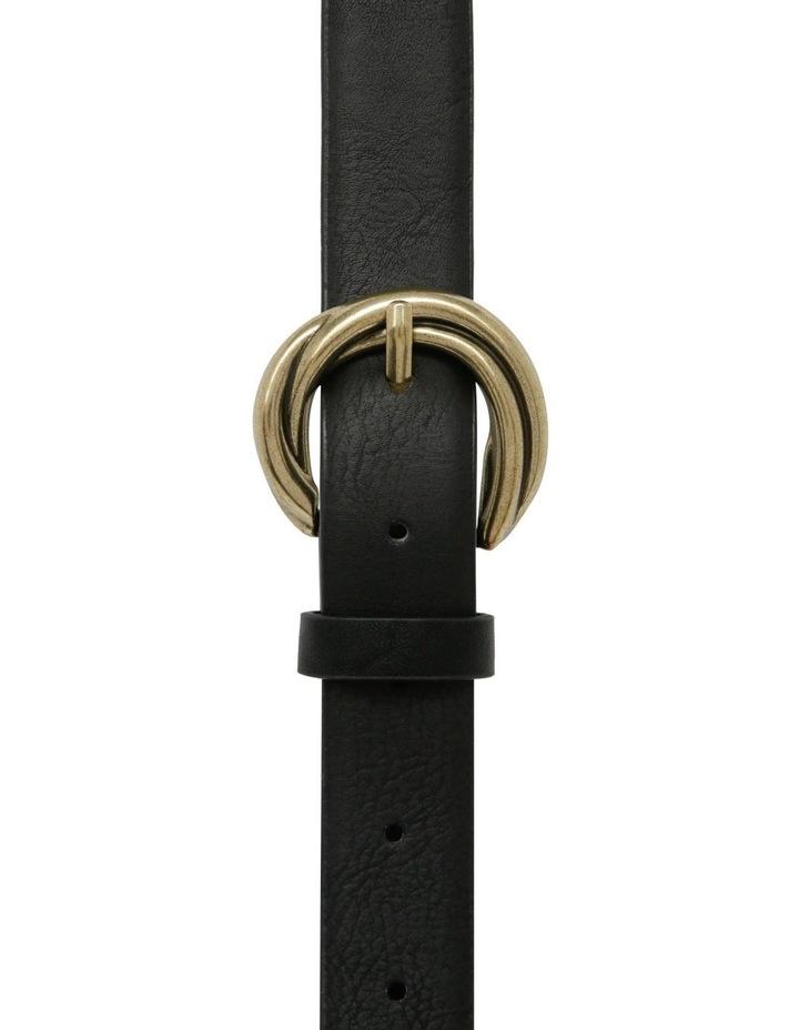 Intertwined Buckle Belt image 1