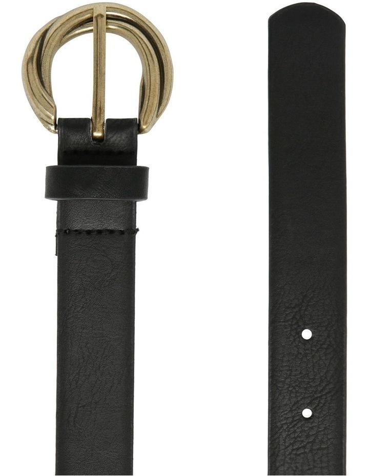 Intertwined Buckle Belt image 2