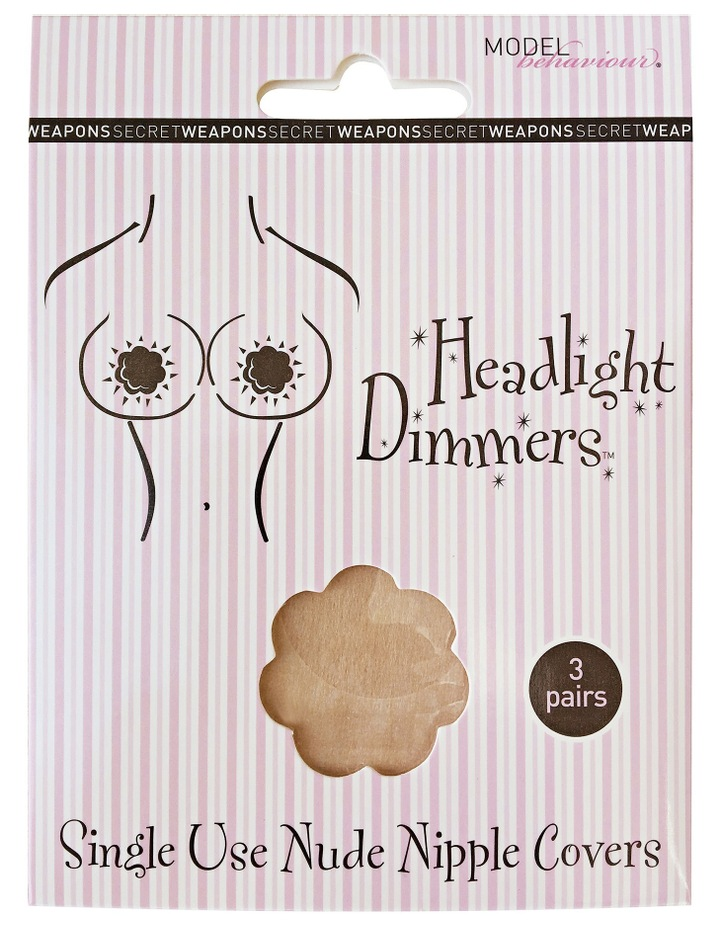 Headlight Dimmers (Single Use) 3 Pairs SW043 image 1