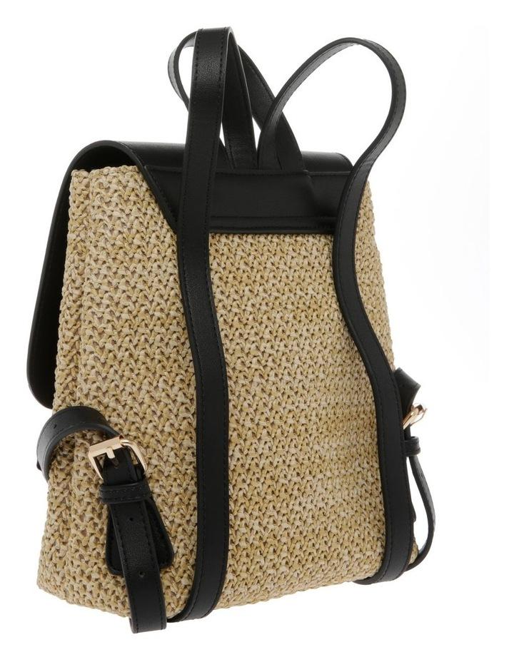 Woven Backpack Bag image 2