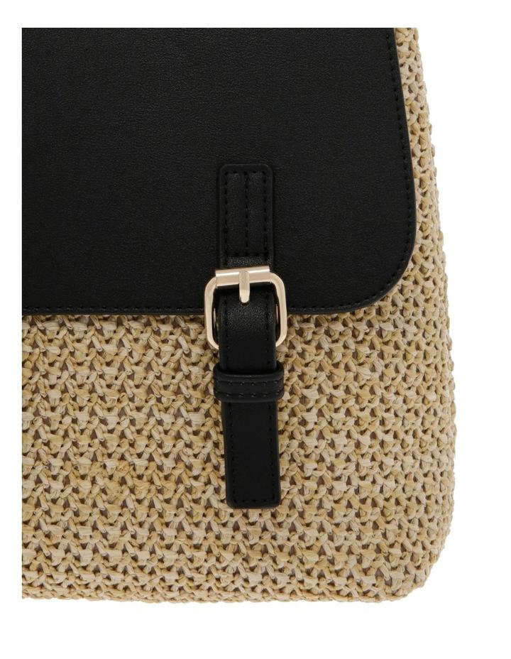 Woven Backpack Bag image 3