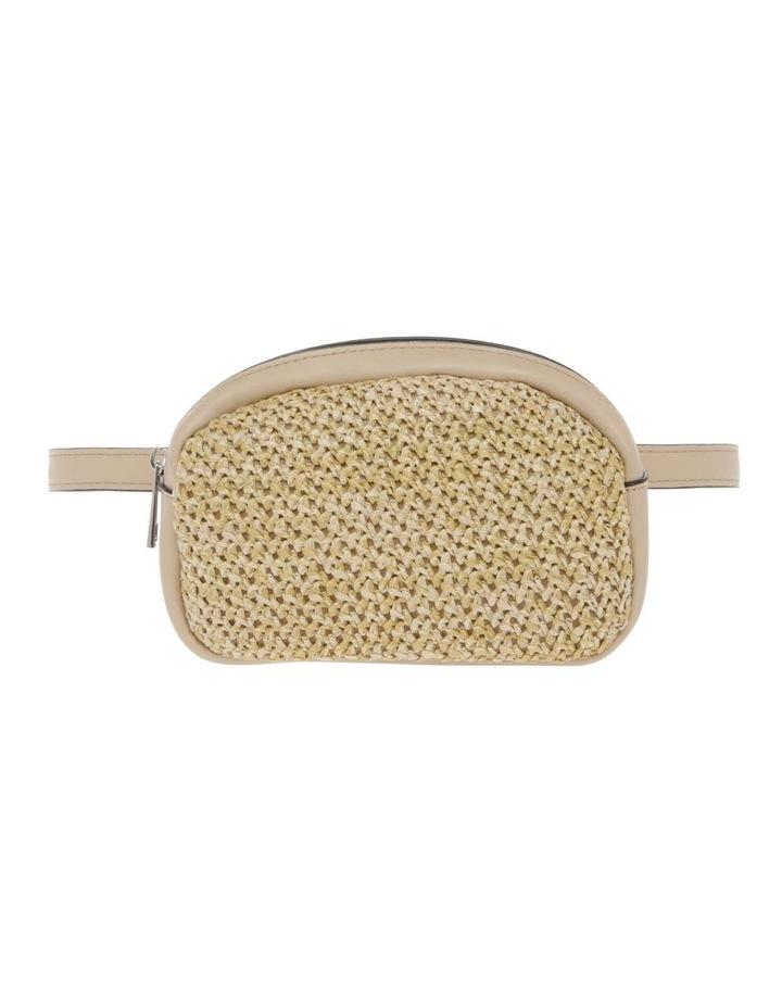 Straw Belt Bag image 1