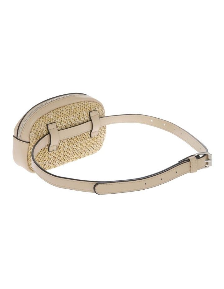Straw Belt Bag image 2