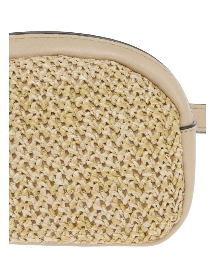 Straw Belt Bag image 3