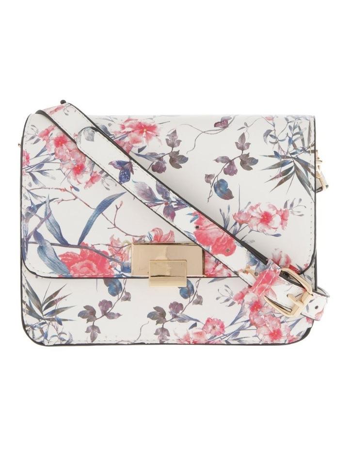 Floral Print Cross Body Bag image 1