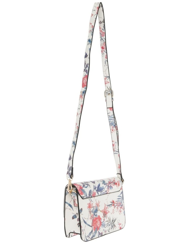 Floral Print Cross Body Bag image 2