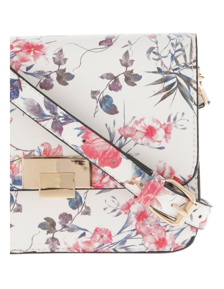 Floral Print Cross Body Bag image 3