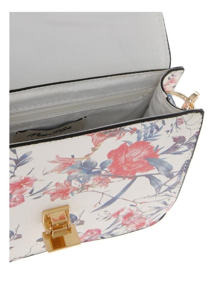 Floral Print Cross Body Bag image 4