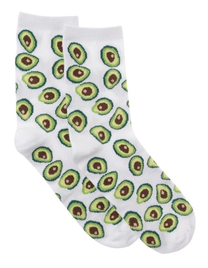 Avocado Socks image 1