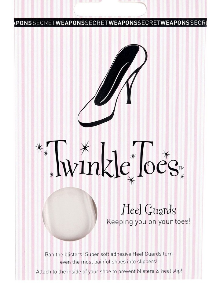 Twinkle Toes Heel Guards image 1