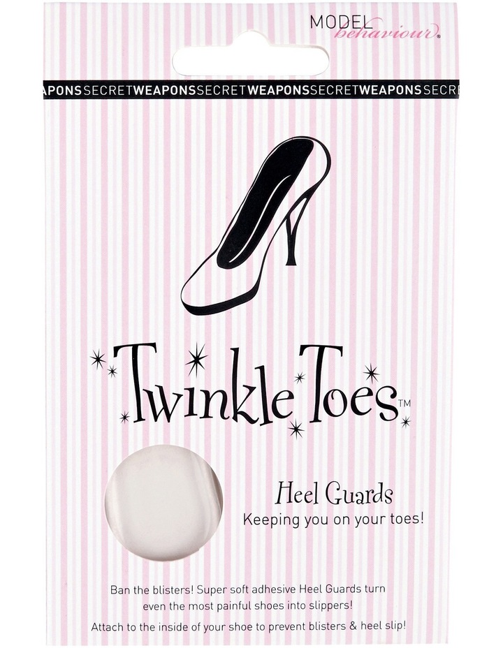 Twinkle Toes Heel Guards image 2