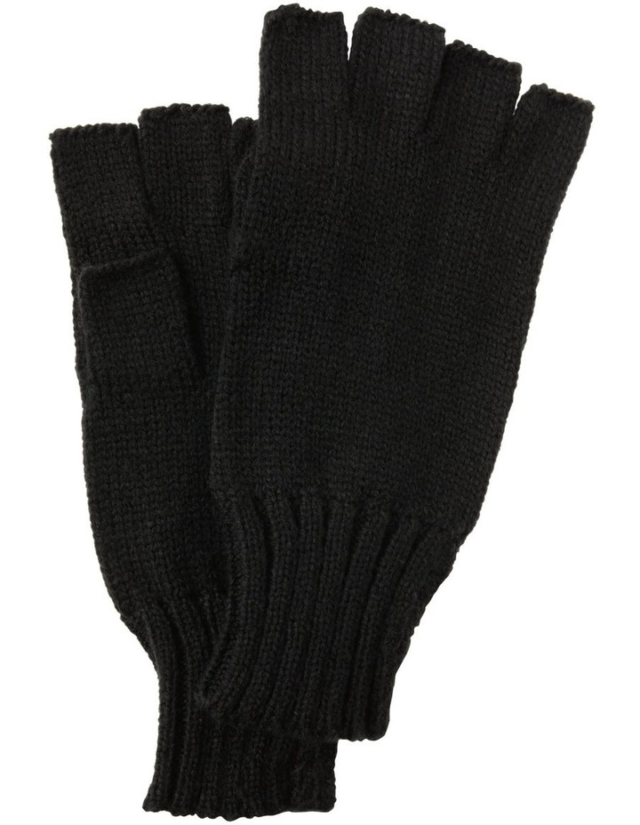 Basic Fingerless Gloves image 1