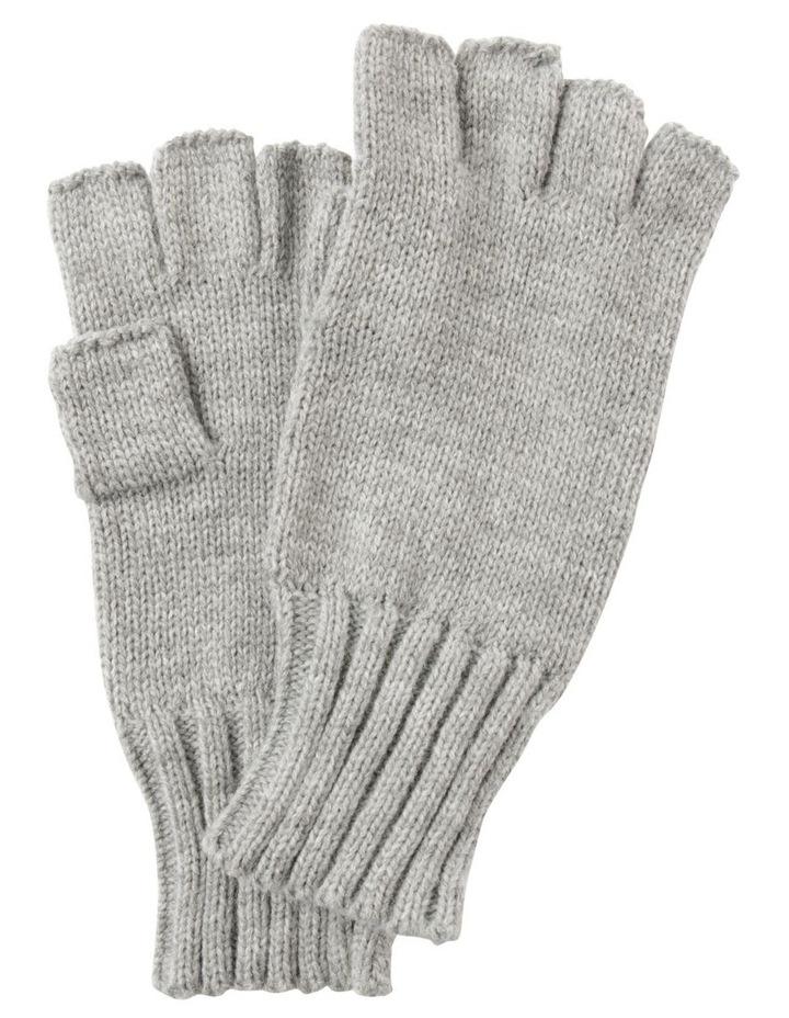 Basic Fingerless Gloves image 1