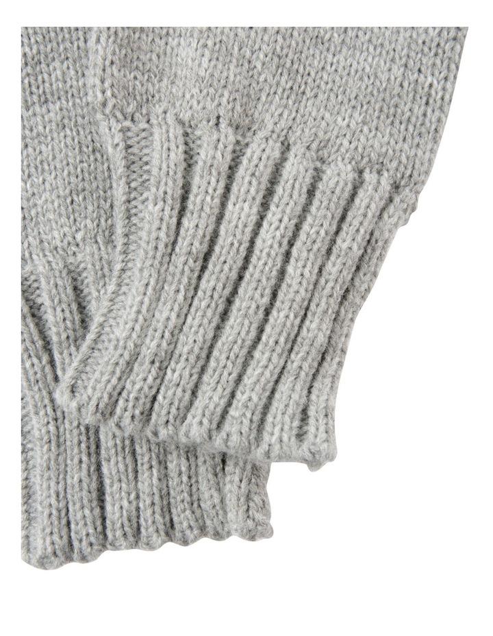 Basic Fingerless Gloves image 2
