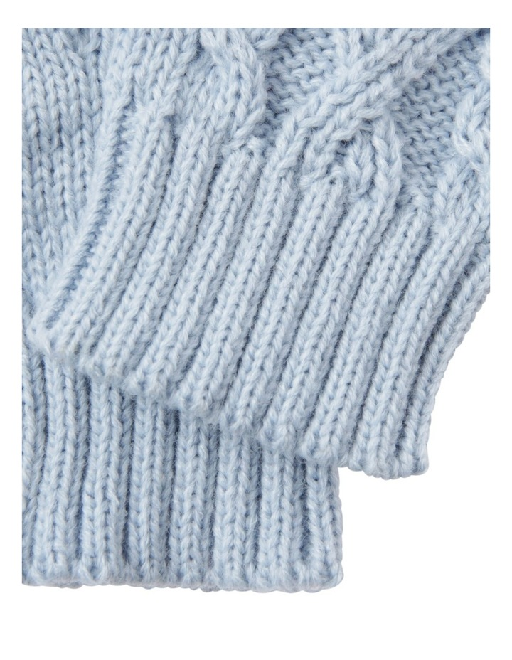 Cable Knit  Gloves image 2
