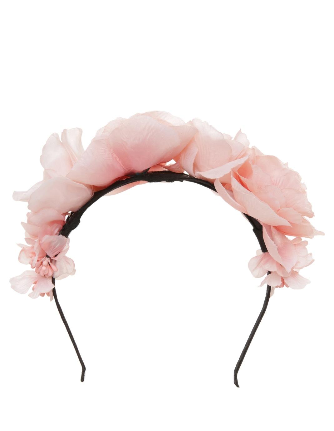Miss Shop Soft Flower Crown Fbhb98320 020 Myer Online