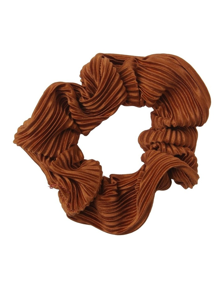Pleated Scrunchie Hair image 1