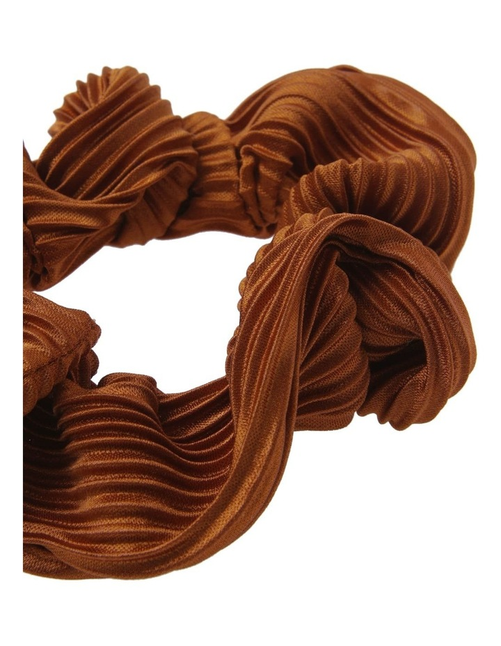 Pleated Scrunchie Hair image 2