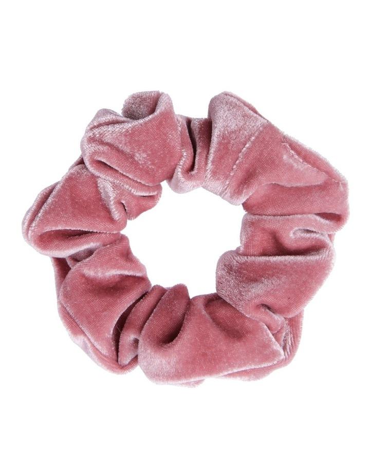 Velvet Scrunchie Hair image 1
