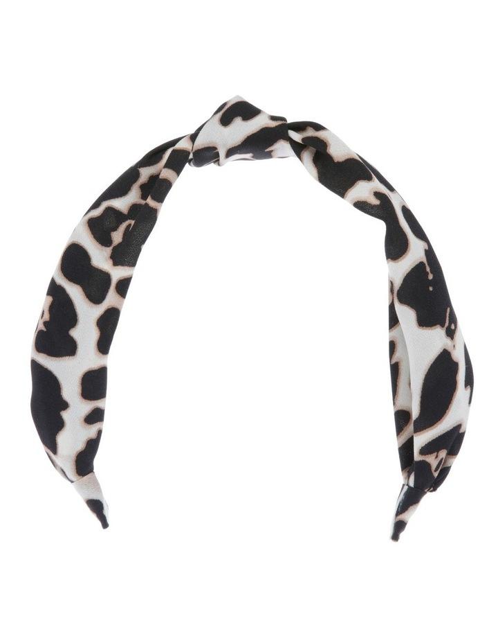 Knotted Hard Headband Hair image 1