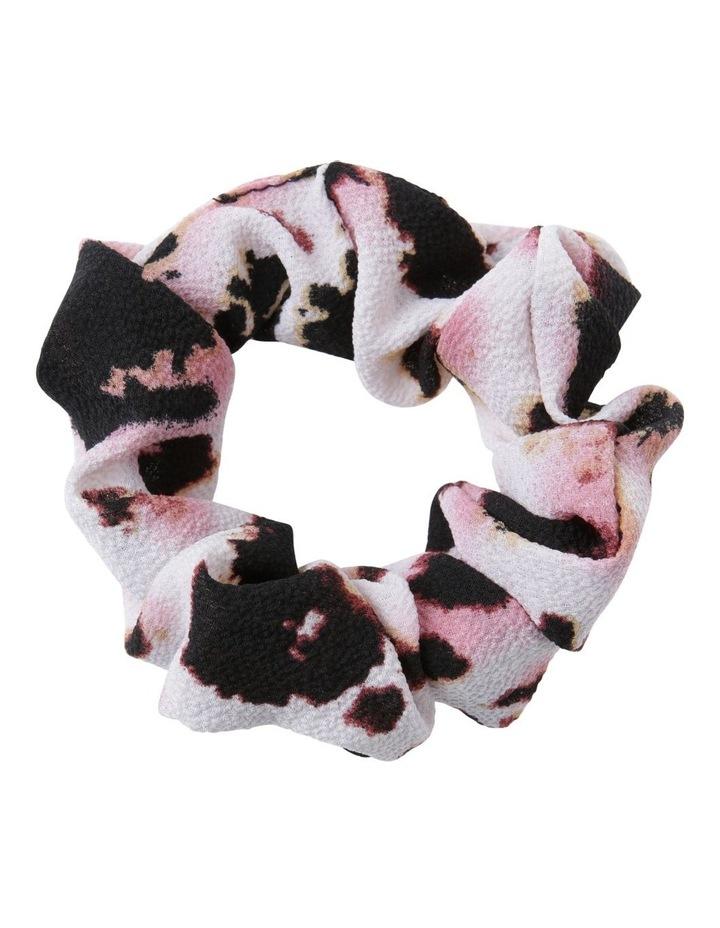 Animal Print Scrunchie Hair image 1