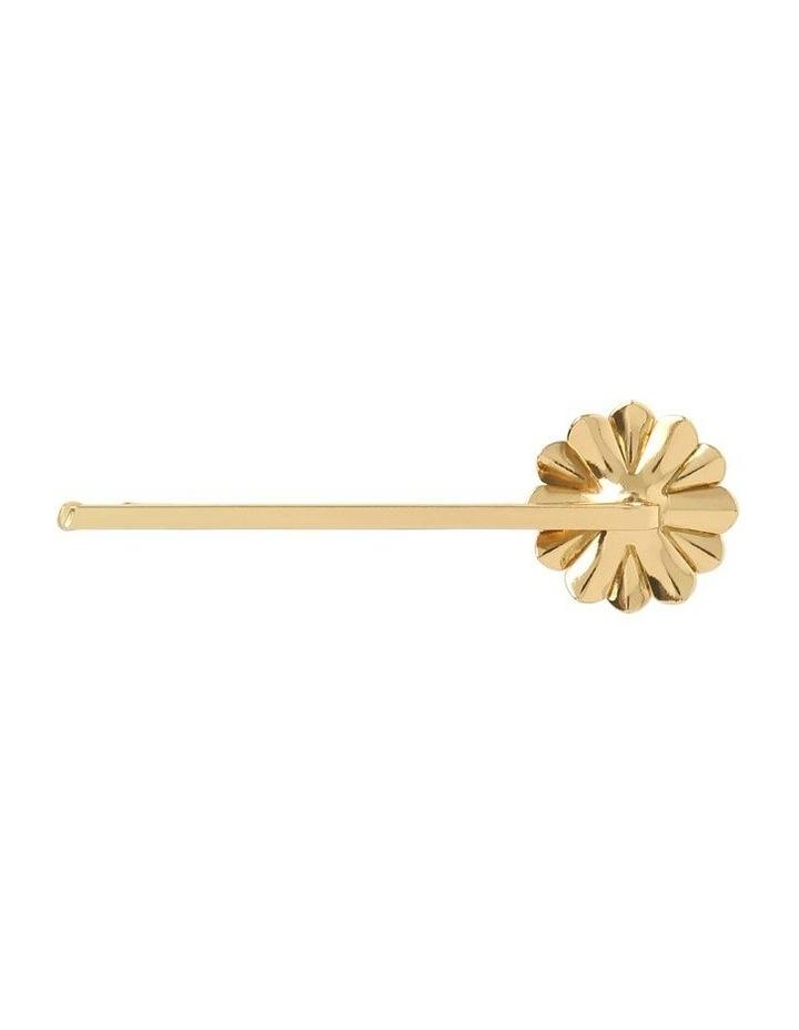 Flower Hair Pins 4 Pack image 2