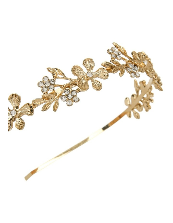 Diamonte Flower Headband image 3