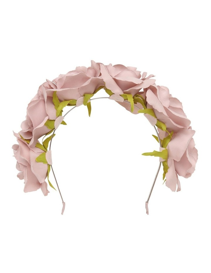 Fabric Flower Crown image 1