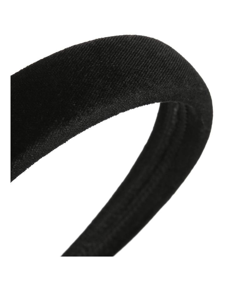 Padded Velvet Headband image 3
