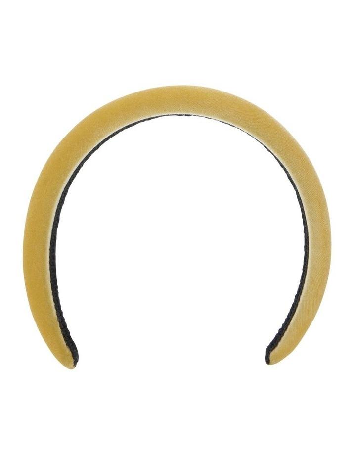 Padded Velvet Headband image 1