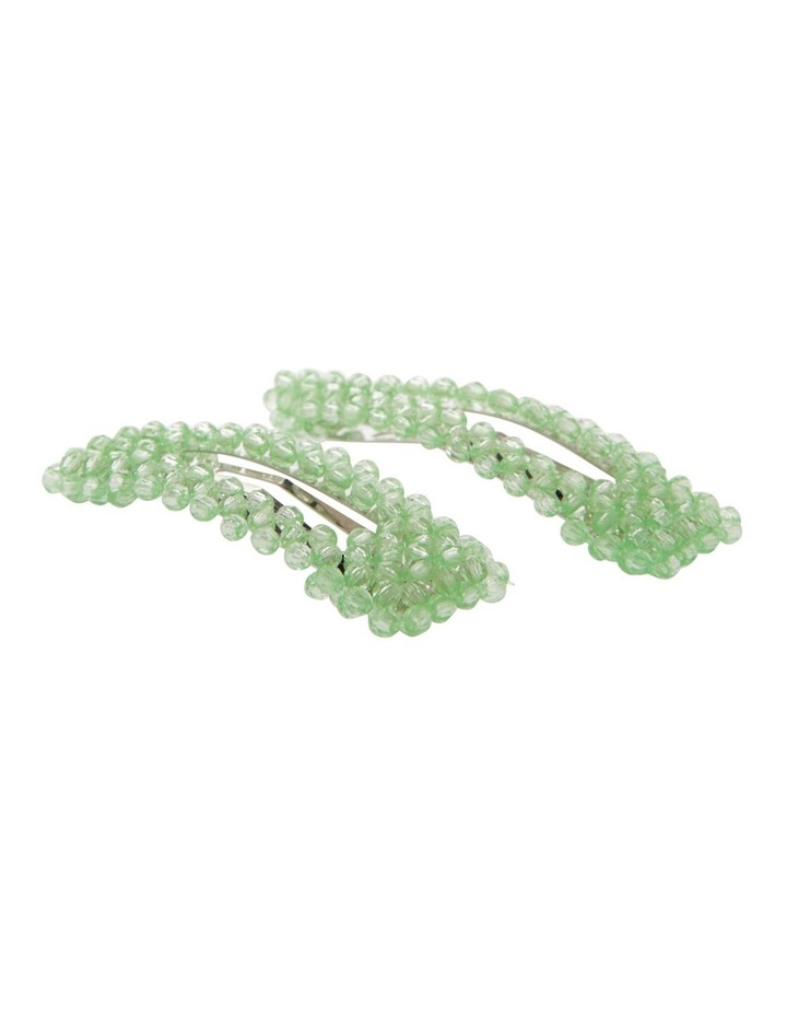2 Pack H-Bead Snap Clip image 2
