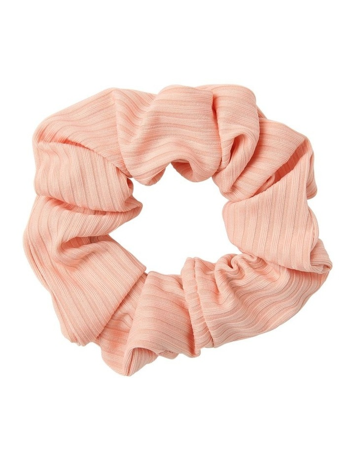 Ribbed Scrunchie image 1