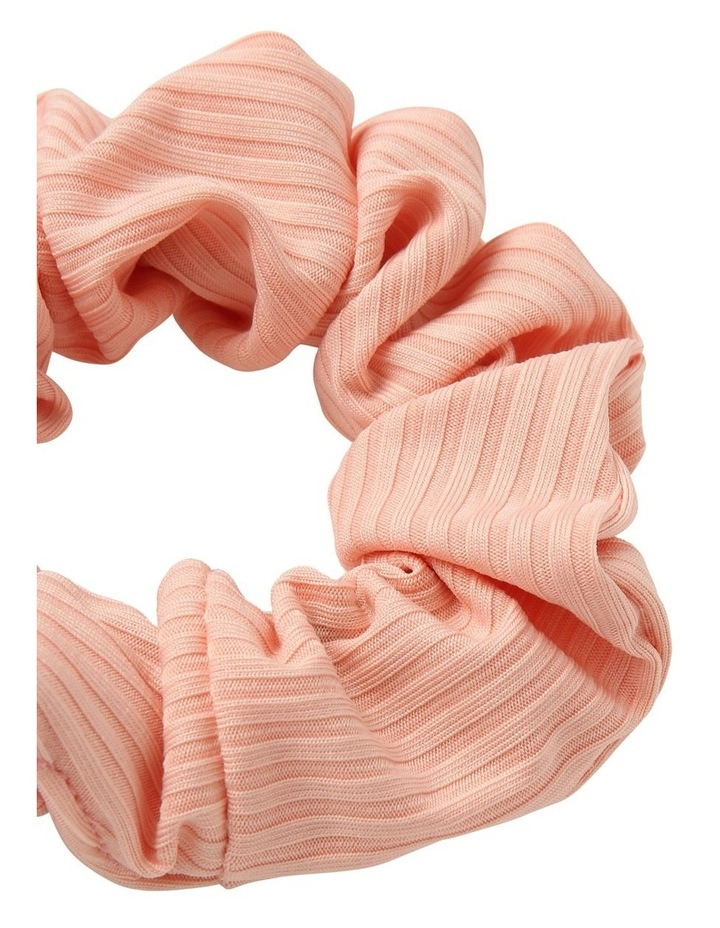 Ribbed Scrunchie image 2